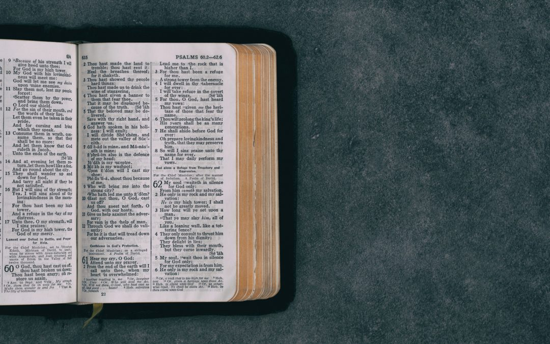 Old Testament & New Testament: What Should We Understand about the Bible?